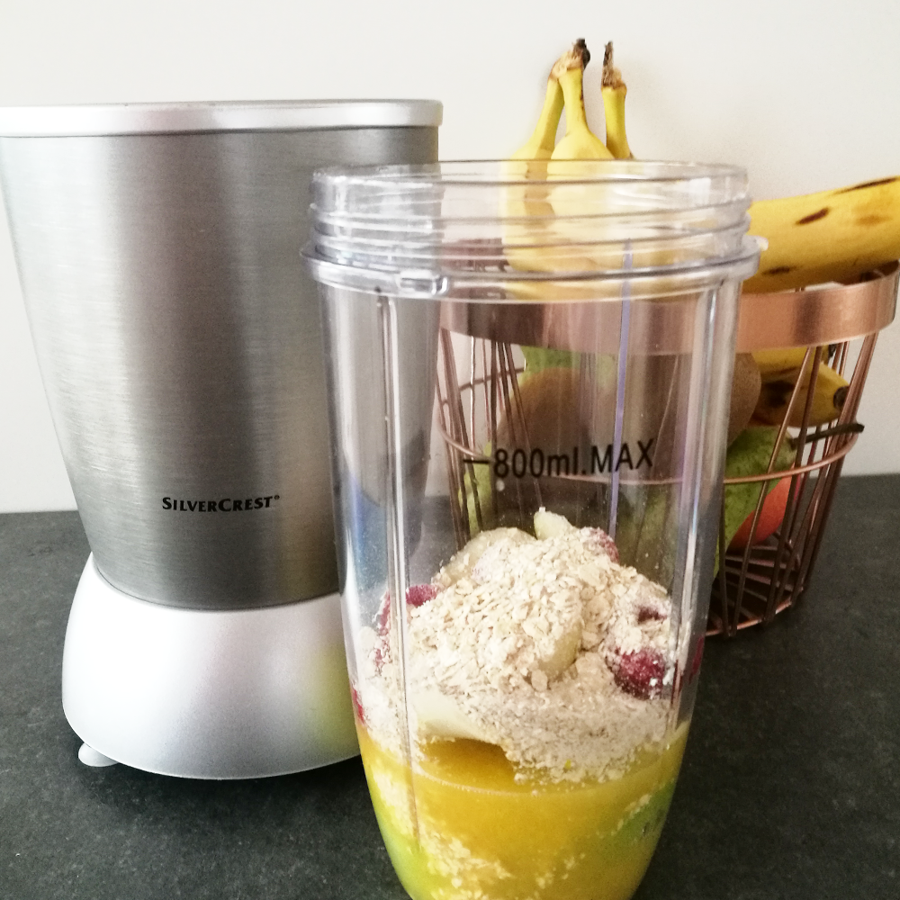 Smoothiemaker Lidl ⎟Gezonde smoothies