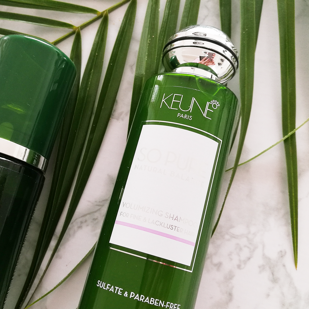 Keune So Pure Voluminzing Shampoo & Conditioner