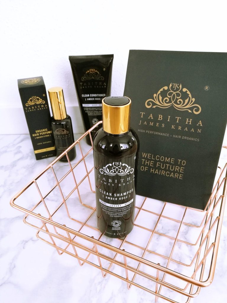 Tabitha James Kraan Haircare