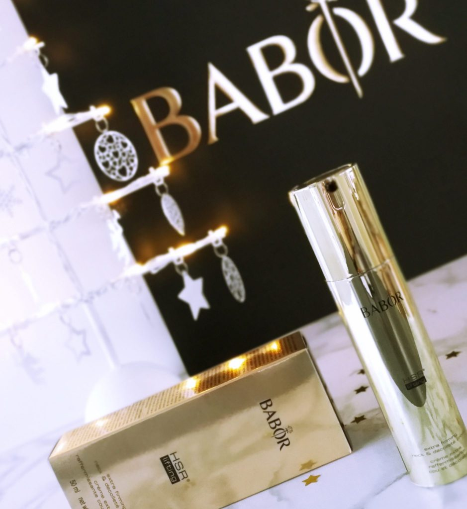 Babor HSR Lifting Neck & Decolleté Cream